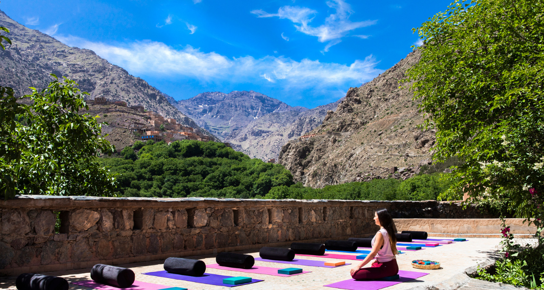 Restorative Yin Yoga – 5 Nurturing Poses