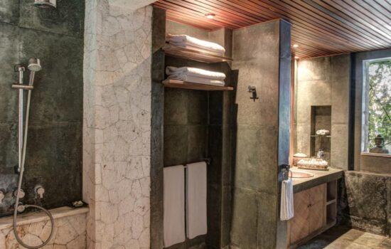 Suite bathroom
