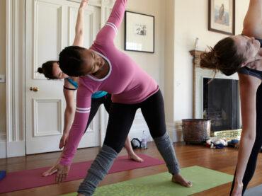 yoga class yoga retreat brecon beacons
