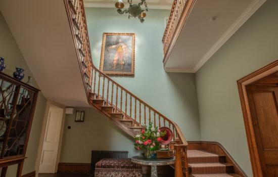 Main Staircase Tresillian