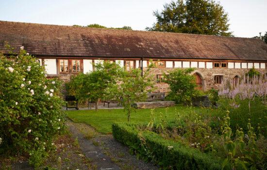 Brecon Beacons Medieval Barn